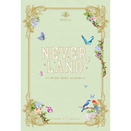wjsn cosmic girls neverland 8th mini album cd