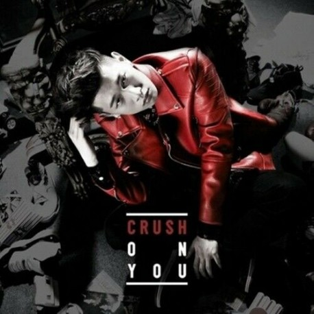 crush crush on you 1st album cd