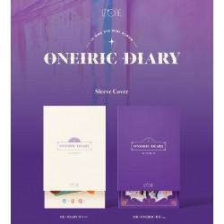 izone oneiric diary 3rd mini album