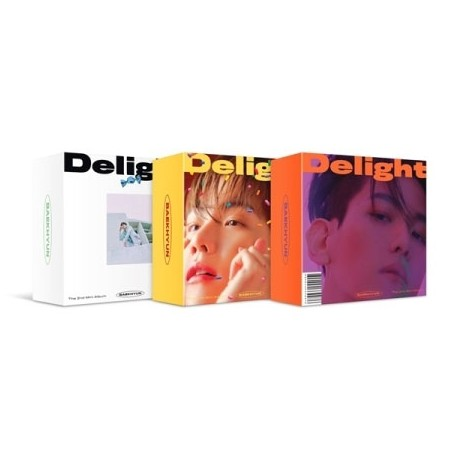 exo baekhyun delight 2nd mini album kit version
