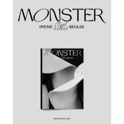 red velvet irene seulgi monster 1st mini base note ver