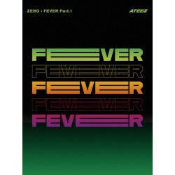 ateez zero fever part1 5th mini album