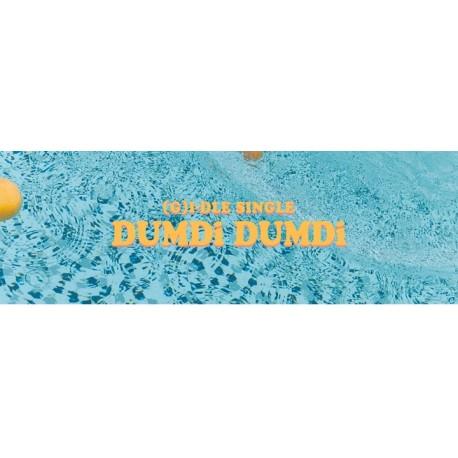 gidle dumdi dumdi 1st single album