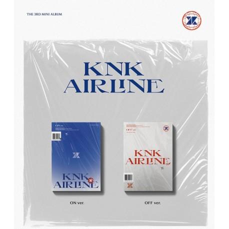 knk airline 3rd mini album