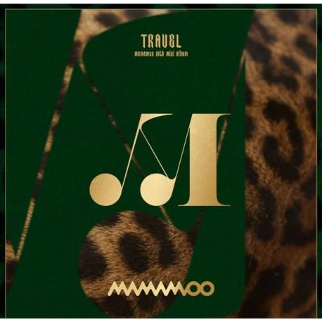 mamamoo travel 10th mini album cd