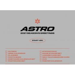 astro 2018 astro speciální jedno album kihno ver kitu rukáv fotografická karta