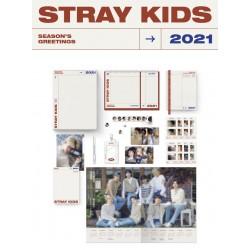 stray kids 2021 seasons greetings calendar