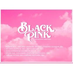 blackpink 2021 seasons greetings dvd