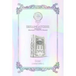 dream catcher 6th mini album dystopiaroad to utopia limited cd
