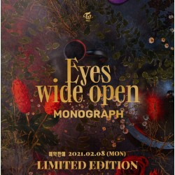 twice eyes wide open monograph limited edition photobook