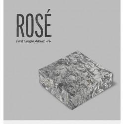 blackpink rose R 1st single album air kit kihno