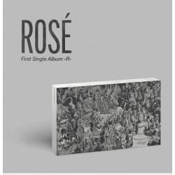 blackpink rose R 1st single album cd