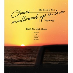 day6 the book of us negentropy chaos swallowed up in love 7th mini album