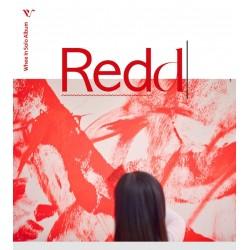 whee in redd 1st mini album cd