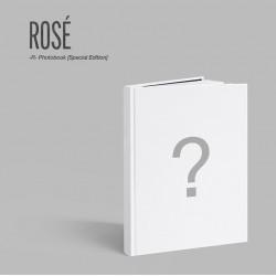 blackpink rose r photobook special edition