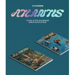 shinee atlantis 7th repackage album