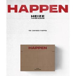 heize happen 7th ep album cd