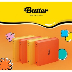 bts butter single album cd