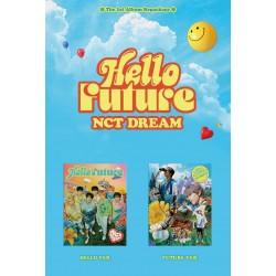 nct dream hello future 1st repackage album photobook ver