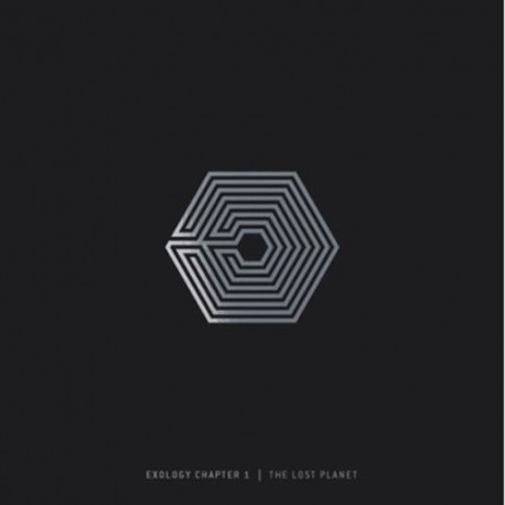 exo exology chapter 1 the lost planet normal edition 2cd photo book
