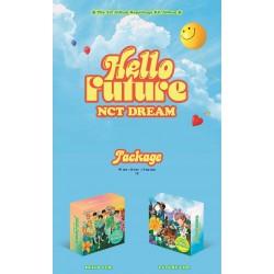 nct dream hello future 1st repackage album kihno kit