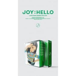 red velvet joy hello special album