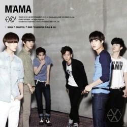 exo k mama 1st mini album cd koreanske ver