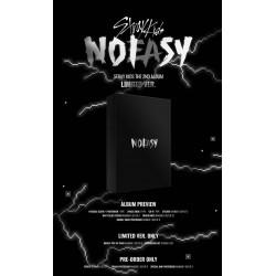 stray kids noeasy 2nd album standard cd