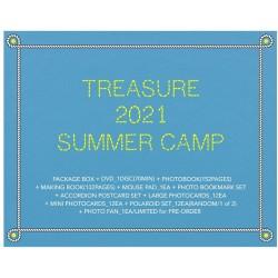 treasure 2021 summer camp dvd