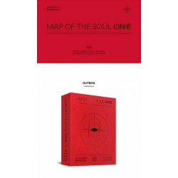 bts map of the soul one dvd