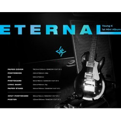 day6 young k eternal solo album