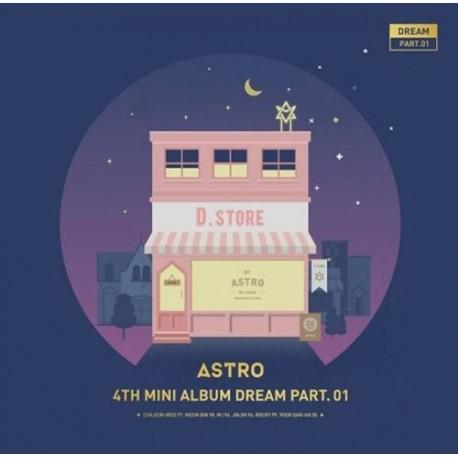 Astro Dream Part02 Wind ver 5. Mini Album CD