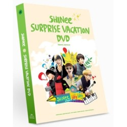 shinee έκπληξη διακοπές dvd 6 δίσκο