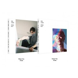 shinee jonghyun collection the story op2 random ver cd, photo booklet