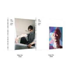shinee jonghyun samling historien op2 random ver cd, foto heftet