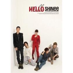 shinee hallo 2e repackage album cd fotoboekje