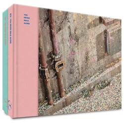 bts vlerke jy loop nooit alleen album ewekansige CD fotoboek 1p staande kaart