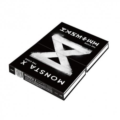 monsta x the code 5th mini album protocol terminal