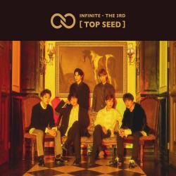 infinite top seed 3rd album cd 3d special card booklet photo card
