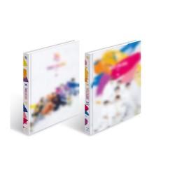 jbj αληθινά χρώματα τυχαία ver cd κάρτα αυτοκόλλητο βιβλίο κτλ