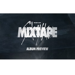 stray kids mix-tape voor het debuutalbum