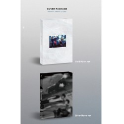 day6 moonrise 2nd album gold silver 2 ver